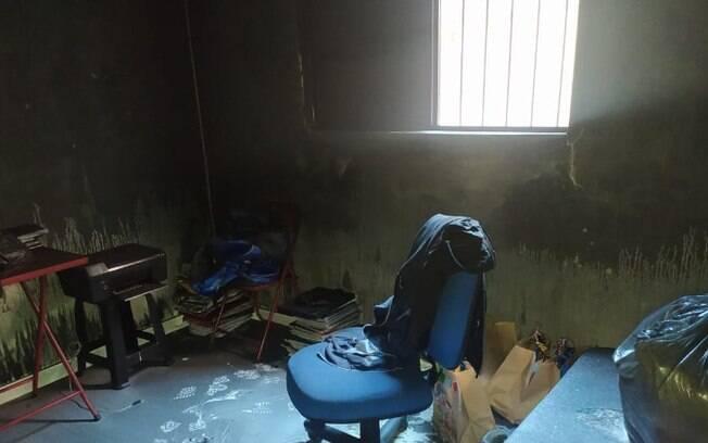 Incêndio atinge apartamento no Bela Vista, em Valinhos