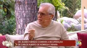 """""""Não podia morrer"""", diz Carlos Alberto"""