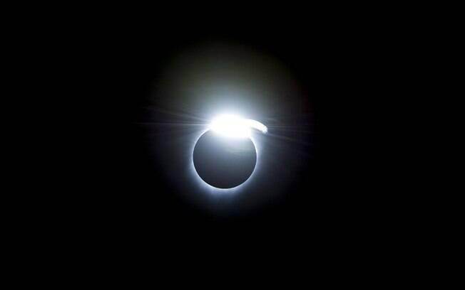 Eclipse parcial ocorre nesta segunda-feira