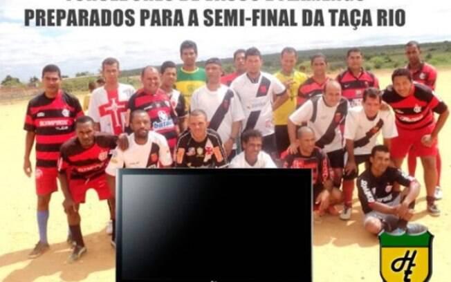 Flamengo e Vasco devem ficar de fora das  semis da Taça Rio e viraram piada