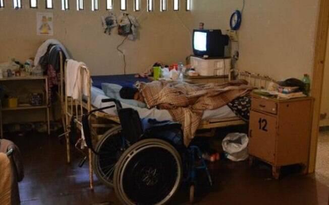 Complexo Médico Penal (CMP), na região metropolitana de Curitiba, no Paraná
