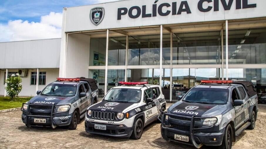 Delegacia da Polícia Civil da Paraíba