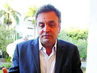 Aécio Neves voltou a criticar a política econômica do governo federal