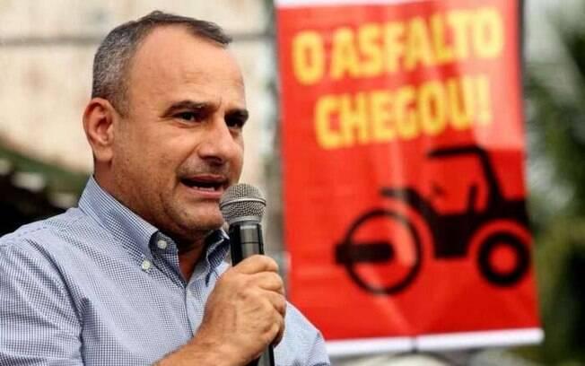 O prefeito de Belford Roxo Wagner dos Santos Carneiro, o Waguinho (MDB), foi afastado do cargo