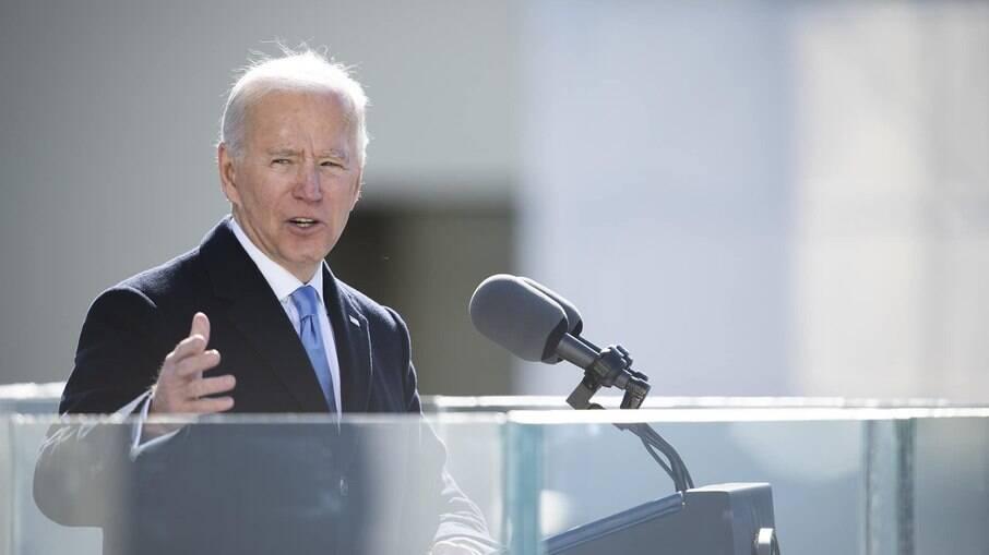 Presidente dos EUA Joe Biden