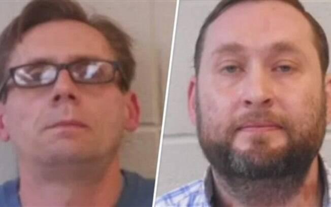 Professores foram presos após serem suspensos de cargo