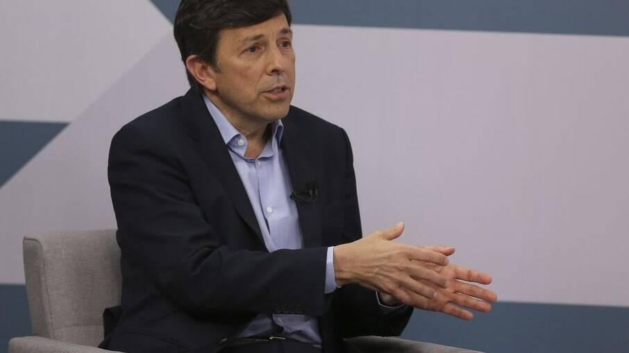 Empresário João Amoedo