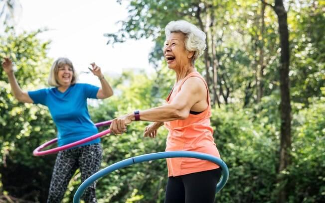 Passar a ter uma vida saudável é uma escolha pela longevidade e qualidade de vida