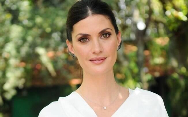 Isabella Fiorentino: mãe da apresentora é macrobiótica e vegetariana e a ensinou hábitos saudáveis