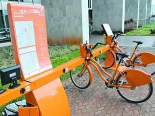 Alternativa. Sistema semelhante ao que será instalado em Belo Horizonte já está disponível para os moradores e turistas de Brasília