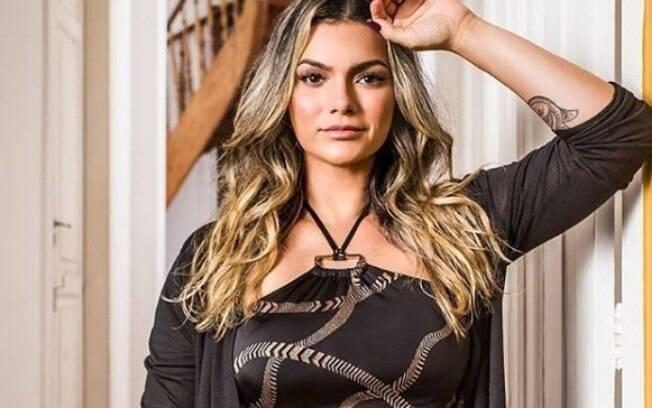 Kelly de Almeida Afonso Freitas é a cantora e musa fitness Kelly Key
