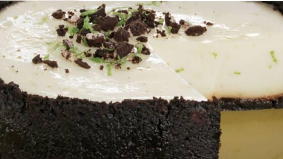 Esta torta é a sobremesa ideal para qualquer ocasião!