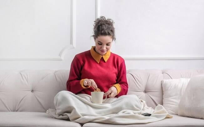 Estudos mostram que é normal sentir mais fome e ter mais apetite nos dias mais frios, mas isso não precisa acabar de vez com sua dieta e fazer você engordar