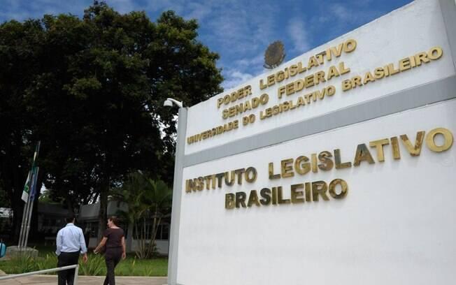 ILB (Instituto Legislativo Brasileiro) é vinculado ao Senado Federal