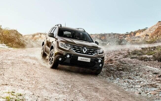 Renault Duster 2020 continua valente em pisos de terra com reforços estruturais que são sensação e maior solidez