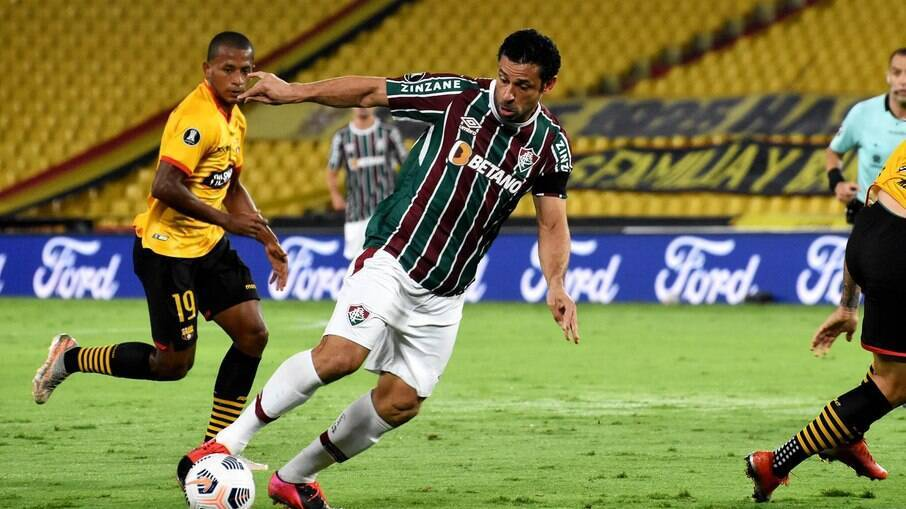 Barcelona-EQU x Fluminense