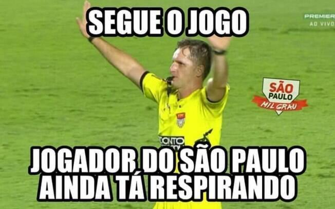 Memes do VAR, o árbitro de vídeo