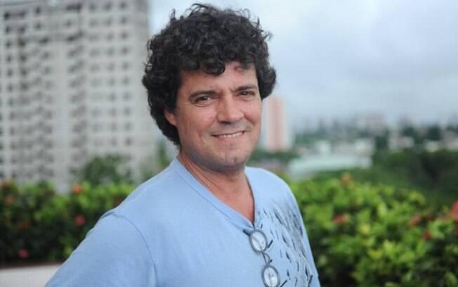 Felipe Camargo sobre Vera: 'Temos uma relação legal. O tempo é o melhor remédio'