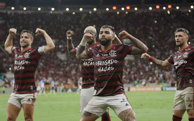 Flamengo é o time do momento