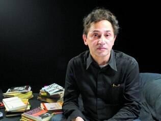 Autor. Eucanaã Ferraz ressalta a presença de uma multiplicidade de propostas na produção atual