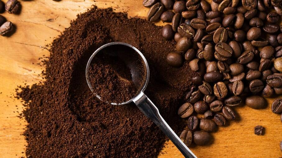 Receitas com café