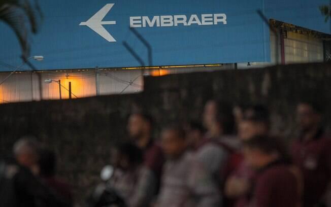 No primeiro trimestre deste ano, Embraer teve prejuízo de R$ 160 milhões