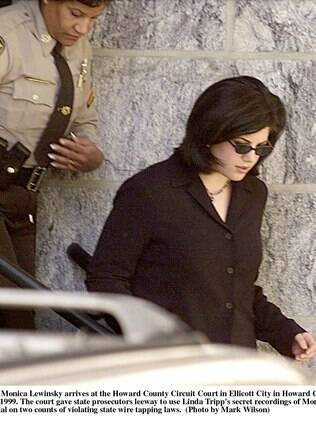 Monica Lewinsky em foto de arquivo