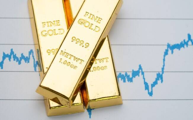 Por suas propriedades naturais e raridade, o ouro é uma commodity segura para quem não quer arriscar dinheiro