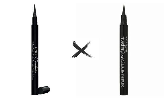 Delineador Liner Couture vs. Delineador Master Precise