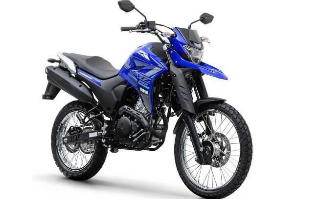 Yamaha Lander 250 oferece mais potência e equipamentos mais refinados do que a Crosser