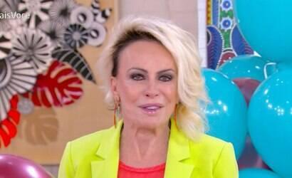 Notícia que Ana Maria vai sair da Globo corre bastidores