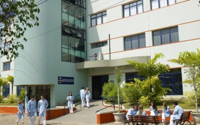 Faculdade de Odontologia São Leopoldo Mandic, em Campinas. Foto: Divulgação