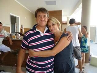 Luis Carlos emagreceu 30 quilos para poder fazer um transplante de rim