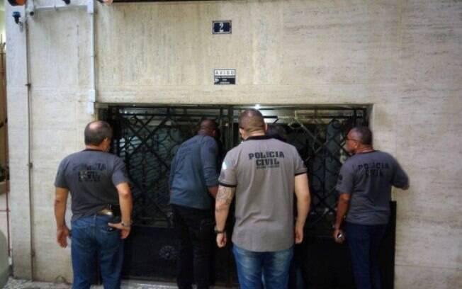 Casal foi preso novamente na manhã desta quarta-feira no Rio de Janeiro