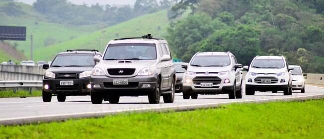 Dia do Trabalho: veja a situação das estradas