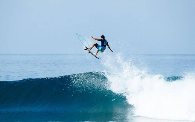 Surfe é uma modalidade que pode render medalha para o Brasil nos Jogos Olímpicos de Tóquio