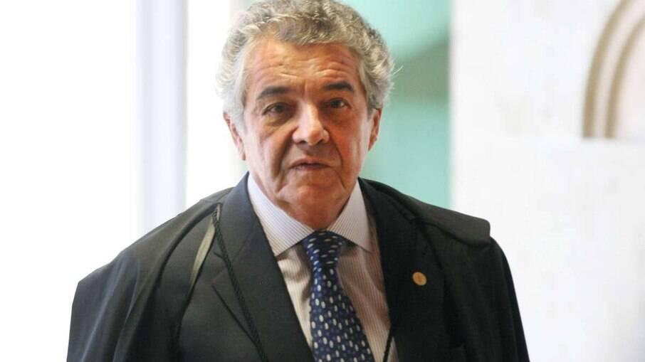 Marco Aurélio afirmou que atitude representa falta de transparência do cartório