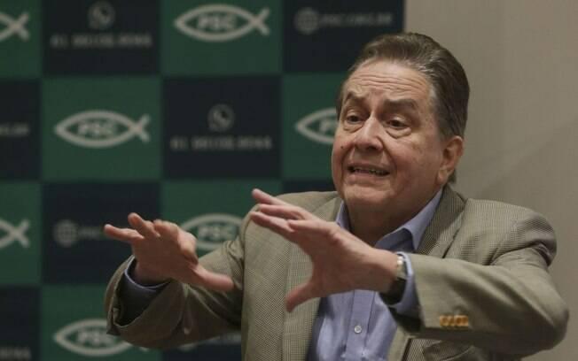Economista Paulo Rabello de Castro (PSC) será vice na chapa de Álvaro Dias (Pode)