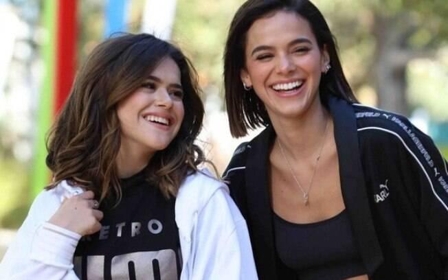 Maisa e Bruna Marquezine