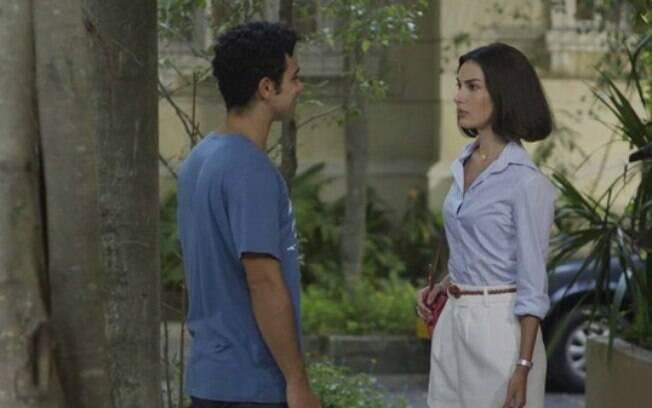 Diego e Larissa
