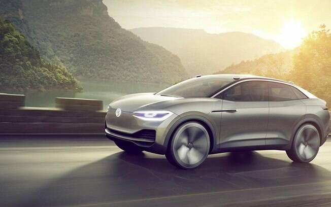 O Volkswagen ID Crozz tem o objetivo de colocar a marca no caminho do futuro entre os SUVs elétricos