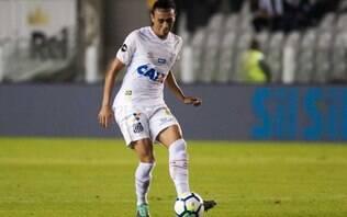 Diego Pituca renova contrato com o Santos até 2023
