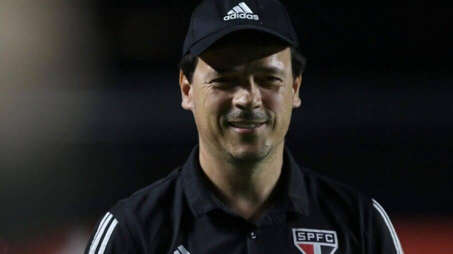 Diniz não vai para o Botafogo