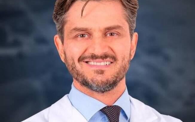 O cirurgião plástico Marcos Harter participou do 'BBB 17' e concorre em Sorriso, no MT