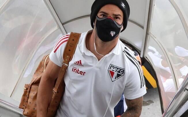 Alexandre Pato não é mais jogador do São Paulo