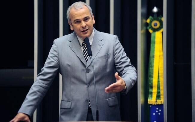 Deputado Júlio Delgado: campanha mais modesta já que PSB não lhe ofereceu jatinho para viajar