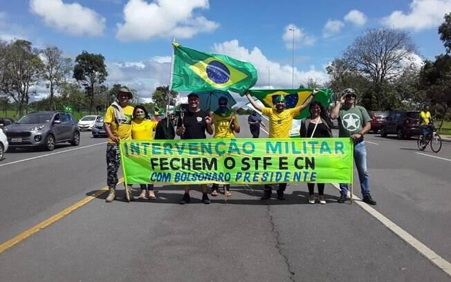 Militantes de Bolsonaro são alvo de ações contra fake news e ataques ao STF