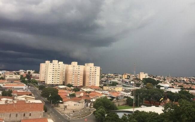 Chuva: todas as cidades da RMC esto sob estado de observao