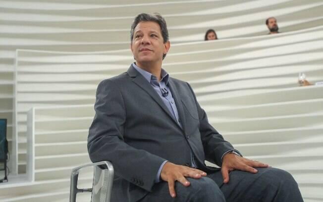 Fernando Haddad foge de Dilma ao ser questionado sobre presença da ex-presidente em eventual governo