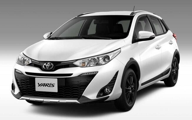 Toyota Yaris 2019 X-Way: certo apelo mais jovial quebra os ares conservadores herdados do